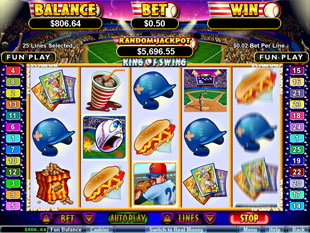 King of Swing slot game online review