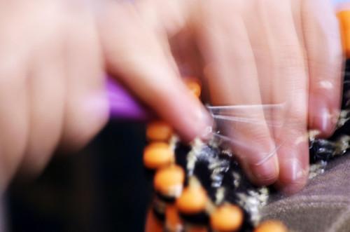 Loom Knitting Needle