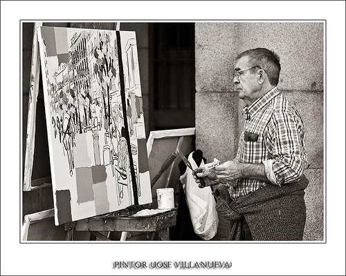 Pintor (Jose Villanueva)