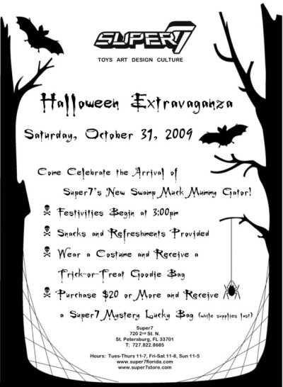 Super 7 Florida Halloween Extravaganza