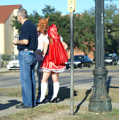 little Red ridding hood at the Red light (Anthony Posey SIR:Poseyal Kinght of Desposyni) Tags: delete10 delete9 delete5 delete2 delete6 delete7 delete8 delete delete4