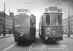 "Brand new Amsterdam 504, ""only"" 63 years ago... (Amsterdam RAIL) Tags: amsterdam trolley tram streetcar 504 strassenbahn vannelle electrico tranvia gvb oost lijn10 oostwatergraafsmeer tramvia 490 insulindeweg werkspoor lijn11 drieasser"