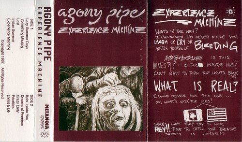 Agony Pipe - Experience Machine