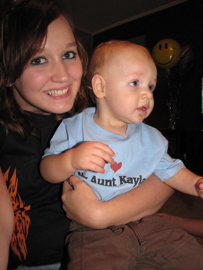 I <3 My Aunt Kayla