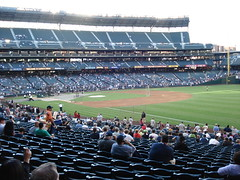 (bellawilfer) Tags: safeco yankees mariner