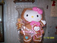 Gingerbread Hello Kitty Plush ( Veronica ) Tags: hellokitty plush sanrio kawaii