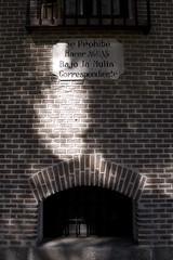 ¡En la tapia del convento no se mea! (darkside_1) Tags: madrid españa sergiozurinaga bydarkside darkside1