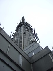 The tippy top of the ESB