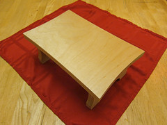 Tiny Table - top (phidauex) Tags: table woodworking cncrouter balticbirch canons90