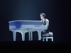 Beautiful. (youdontevenknow ) Tags: november england london concert kevin little brothers live nick piano joe arena jonas speech bit longer 20th wembley diabetes 201109