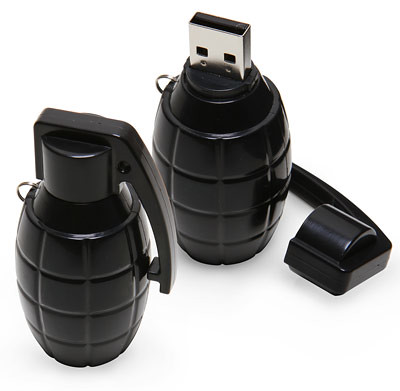 Grenade USB Flash Drive