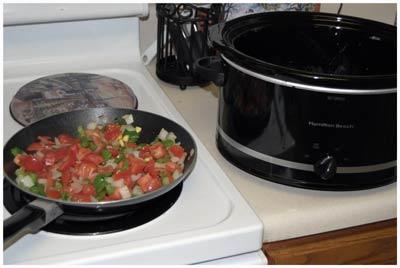 Add-veggies-to-crock-pot
