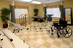 Crestview Court Therapy Room