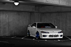 Nissan S15 Silvia stance (Joe Dantone) Tags: pictures work photography photo photographer nissan image photos low picture slide joe turbo silvia flush aggressive import lowered jdm hks frontmount intercooler euros hella imagery drift blown slammed stance camber s15 dumped meister rhd apexi righthanddrive canon70200f28l meisters hellaflush dantone workmeisters stanced blowneuros joedantone workmister stunnerstatus