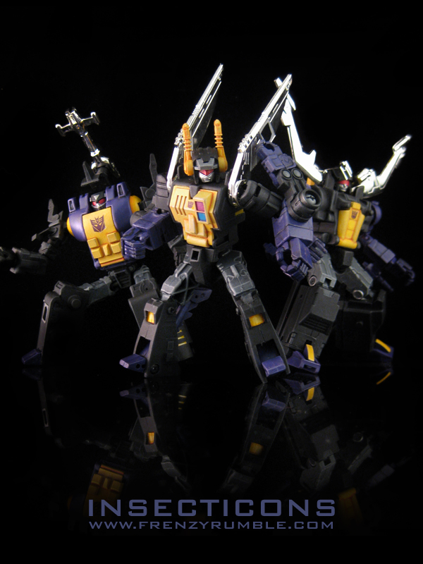 Insecticons Transformers Transformer Insecticons