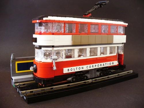 Pre-war UK Tram