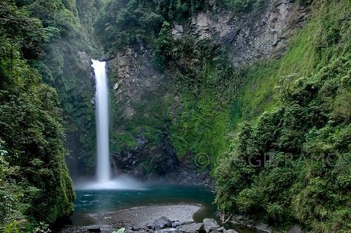 Batad Tappia Falls Dramatic