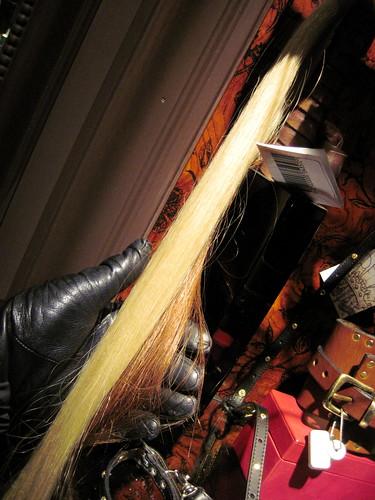 human hair whips