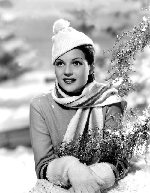 christmas rita hayworth