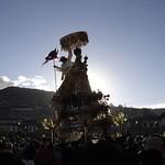Cusco: La Virgen Purificada, en la procesión de la octava de Corpus Christ