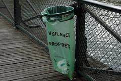 Vigilance, propreté