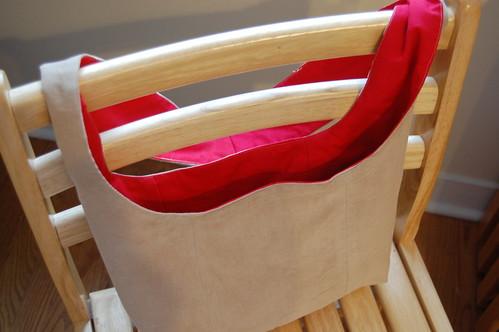 Libby's bag