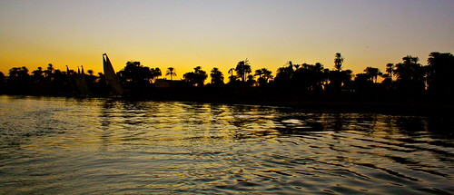 Luxor - Nile Sunset - 39