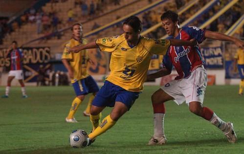 Em jogo brigado, Cerro venceu por 1 a 0 na Boca do Lobo. Crédito: Nauro Júnior