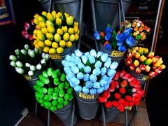 """""""Als de lente komt dan """". (Roel Wijnants) Tags: amsterdam wooden tulips wandelen bezoek tourist stedelijk lente mokum bollen hout visite apart tulpen voorjaar stadsarchief fleurig plaats straatfotografie roel1943 roelwijnants straatfotograaf rondkijken stadsarchiefamsterdam januari2010 mooiamsterdam alsdelentekomt amsterdamstadsarchiefamsterdamamsterdammokum mooiamsterdammokum"""