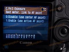 1D MarkIII C.FnI Spot Meter Link to AF