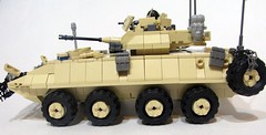 LAV-25A2 (ShkAdAw) Tags: light usmc marine lego united corps 25 vehicle states armored lav lav25 lav25a2