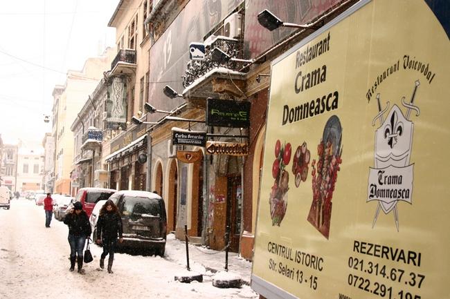 Centru istoric Bucuresti