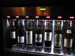 Celebrity Solstice Wine Dispensers