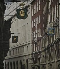 Lombard Street (Nick Peligno) Tags: street leica city uk greatbritain england urban london architecture unitedkingdom thecity digilux thecityoflondon londonist iphotooriginal leicadigilux3 urbanaperturecom peligno