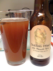 My first Dogfish Head 120 Minute IPA. #beer