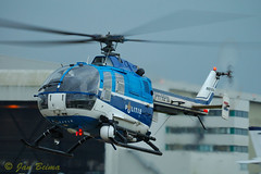 BO-105 from the police arriving at Schiphol (Jan Beima) Tags: chopper aviation police helicopter schiphol polizei heli helicptero eurocopter hover rotor hubschrauber politie eham hlicoptre mbb bo105 helikopter elicottero rotorcraft  elisoccorso yrla bolkow       rotorblur mybaytrcthng  helikopterfoto helikoptert janbeima helikopteria helikopterrel helikopte helicopterfoto helikopterfotonl helicopterfotonl jbphotonl