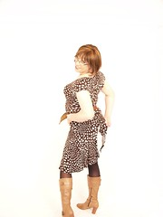 my favourate dress 03 (Kirsty_Evans) Tags: dress cd tgirl polkadots tranny transvestite crossdresser kneehighboots yummymummy transfemme kirstyevans