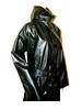 blackcoat02 (www.suziehigh.co.uk) Tags: black rain mac shiny coat rubber cotton raincoat rainwear sbr rubberized rubberised