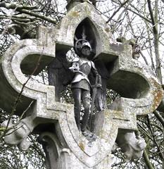 Chilton churchyard