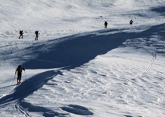 Scialpinismo Lagoni
