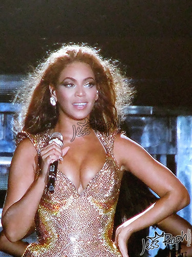 Beyonce Knowles tour to Brazil photos