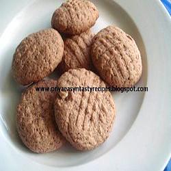 Priya's Ragi & Tofu Cookies