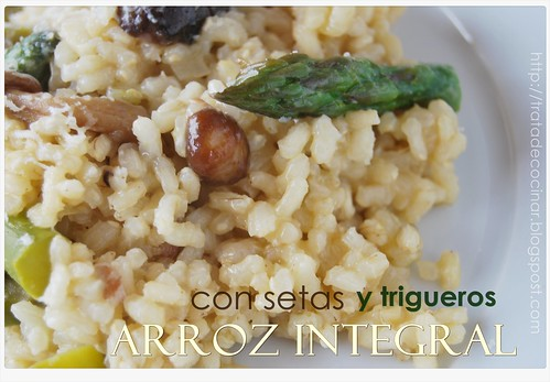 Arroz integral TC