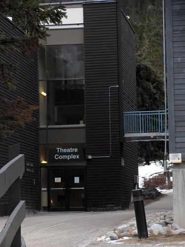 Theatre complex.