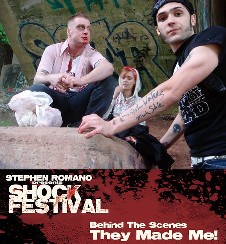 "Shock Festival ""They Made Me"""