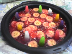 My Old Memories (8) 2005 Jelly Pizza /  (AmpamukA) Tags: old food dessert crazy memories banana pizza memory jelly doods        ampamuka