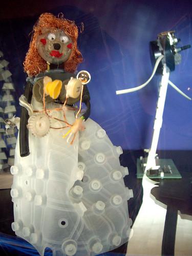 robot bride