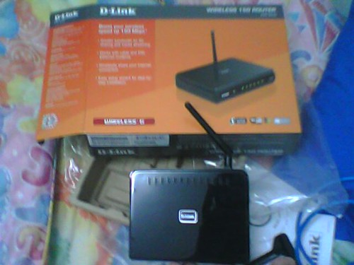 wifi router dlink 2