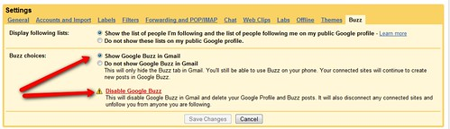 Buzz Opt Out