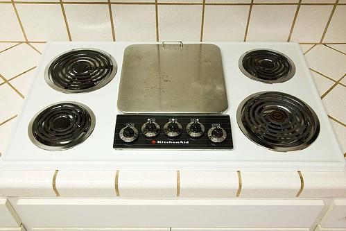 53/365  KitchenAid Cooktop